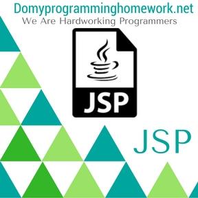 DO MY JSP HOMEWORK