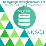 DO MY MySQL HOMEWORK