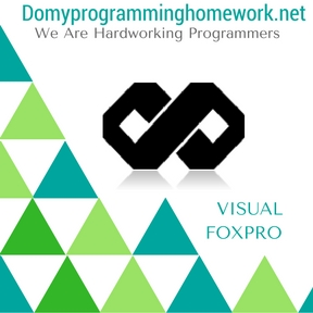 DO MY VISUAL FOXPRO HOMEWORK