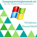 DO MY Windows PowerShell HOMEWORK
