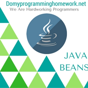 DO MYJAVA BEANS HOMEWORK