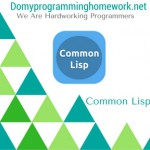 Do My Common Lisp Homework