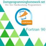 Do My Fortran 90 Homework