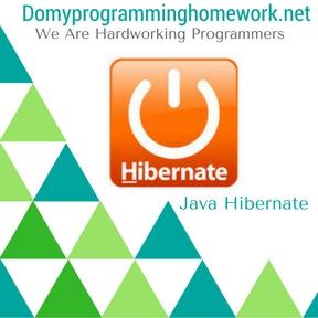 Do My Java Hibernate Homework