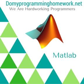Do My Matlab Homework